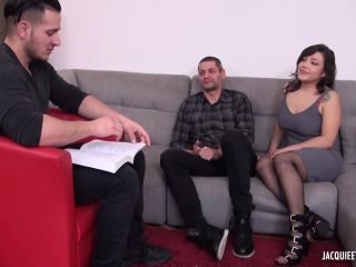 Alicia - Very Private Lessons (4): Alicia Attacks Her Two Teachers - JacquieEtMichelTV, Indecentes-Voisines (FullHD 2020)