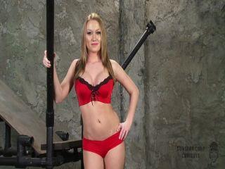 Bondage - Madison Scott - Happy to be Stuffed