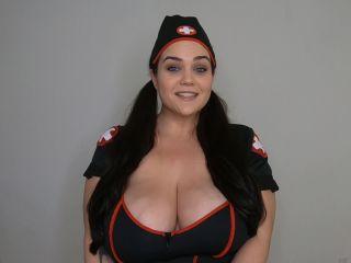 AthenaBlaze – Naughty Nurse JOI Sperm Donation
