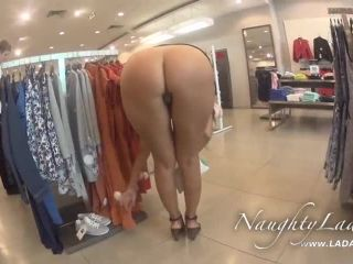 Lada – Flash In The Mall And Bj In The Fitting Room,  on blowjob porn
