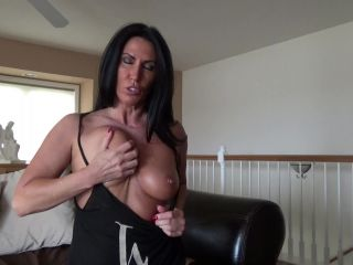 MILF Katie - Watch Me Explore my Pussy Ass JOI