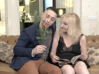 Lusty Grandmas - Nanney on blonde blonde teacher porn