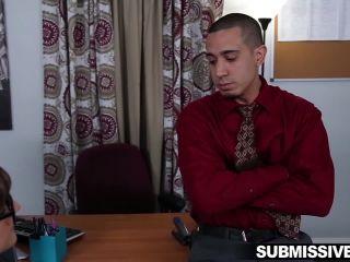 Submissived – March 25, 2020 – Dakota Vixin, Bruno Dickemz, satin fetish on cumshot