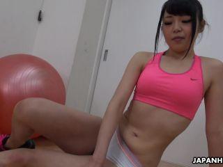 Yui Nozomi - Gym Sport Fan Yui Nozomi Scene1