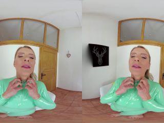 pegging fetish CzechVRFetish: Katarina - Czech VR Fetish 210 - Milking Katarina , toy on fetish porn