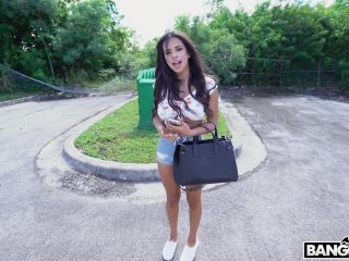 BangBus/BangBros - Autumn Falls - Barely Legal Hottie Pounded On The Bus  on cumshot hardcore xxx video