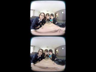 [VR] Honoka Mihara & Natsuko Mishima – The Terror of the Suite Room VR