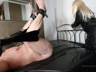 video 6 indian feet fetish Mistress Patricia – At My Mercy 2 – Slave 1504 Under My Total Control, paddling online on bdsm porn