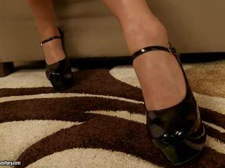 Juicy foot Emma 854 Emma Butt