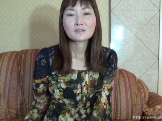 Unkotare ori22161 素人自然便 遠山 真央 44歳 Mao Touyama