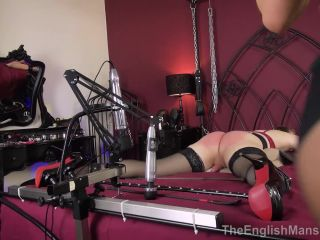 The English Mansion Steel Doll Part 4 Starring Jessica Doll And Mistress Courtney Transsexuals  Slave