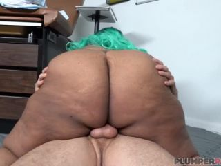 Cotton Candi in Dr Lawless Breast Exam on bbw bbw pooping