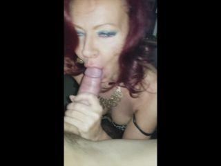 Tommy Wood - POLISH stepmom blowing getting CREAMPIE HD