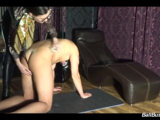 Lady Victoria Valente - CBT game and boots licking!!!