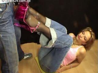 Shoejob Video 4 – Nicole24!!!