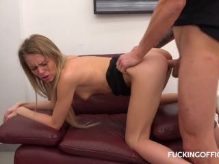 Claudia Macc fucked worker