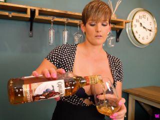 WankItNow - Hannah Brooks - Bad Bar Gal - Instructions - Porn Video Online