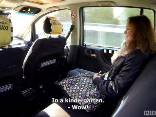 Czech Taxi - First squirt ever
