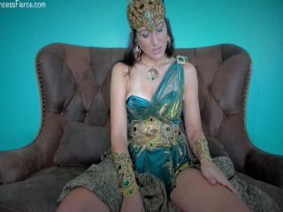 Princess Fierce - SEDUSA: Oral Possession