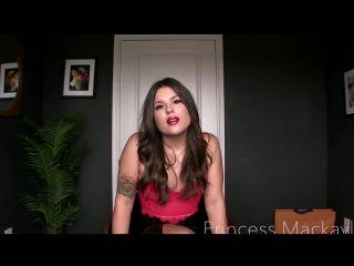 Princess Mackayla - Dreaming of a Red Christmas | mesmerize | masturbation