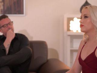 Gagged Psychologist Awakens Porn Fetish Through Hypnosis