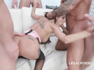 DAP Destination Valentina Sierra 4on1 Balls Deep Anal, DAP, Buttrose, ...