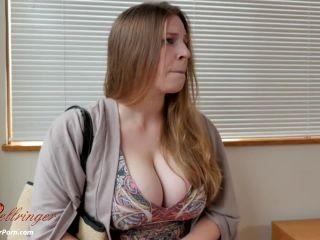 Xev Bellringer – Mommy's Ball Draining Treatment - hand domination - feet porn femdom university