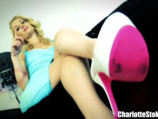Charlotte Stokely - Dignity Destroyed!!!