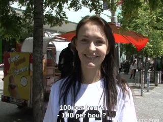 Street casting czech Prostitutes