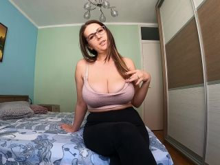 Julie Red - Mommy Boob Worship JOI