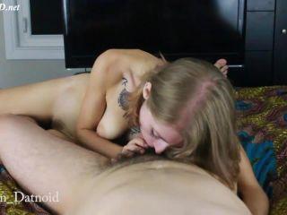 Arwen Datnoid in Blowjob Swallow on blowjob porn