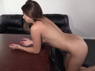 Ava's Casting - Anal - all sex