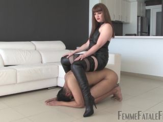 Femme Fatale Films - Miss Zoe - Not Going Out - Complete Film!!!