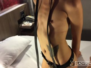 Sugas - Restrained And Spanked Creampie