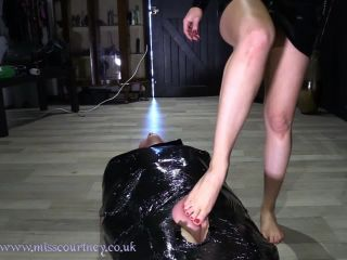 Mistress Courtneys Fetish Lair Spit For A Tortured Cock Cbt Spit Fetish Bondage Small Feet Femdom Pvc Vinyl K2S Cc Femdom Online Download Femdom  Slave