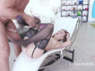 DapDestination Kira Thorn, 5on1 Welcome in Porn. Dapped for the first ...