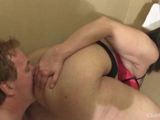 bbw toilette femdom