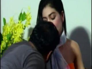 Hot indian babe having sex