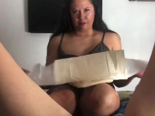 Layers of diapers change POV than handcuffed abdl