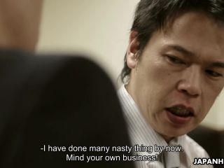 Yui Hatano - Yui Hatano resolves problems with a blowjob - Japan HDV