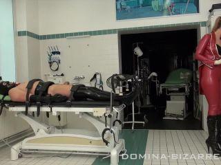 Domina-Bizarre - Lady Grace  - Doctor Gracenstein Part 1-2