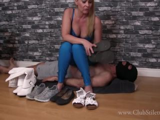 Online porn ClubStiletto - Lick My Ass Crack While I Trample This Bitch - Mistress Kandy [Ass Worship, Jumping, Trampling]