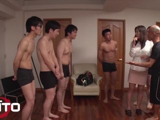 Erito  Hot Asian Girl Getting Her sy Pounded In Gangbang