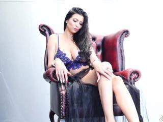 GlamWorship: Lilly Roma - Slurp It Up  | goddess worship | fetish porn robot femdom