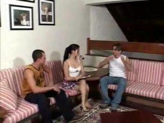Gina Jolie – (Brasileirinhas) – Comendo Anita