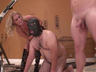 [03.07.19] Bi Blowjob [SubbyHubby] Ashley Edmonds (1080p) | subbyhubby | cumshot diaper fetish porn