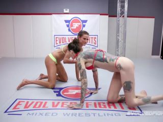 Rocky Emerson Sofie Marie - Evolved Fights Lez - Evolved Fights Lez