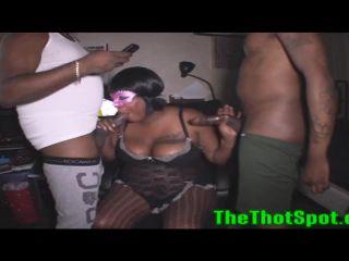 The Thot Spot Video - Tiff 2man