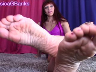 Jessica G Bamks - Wrinkled Sole Queen