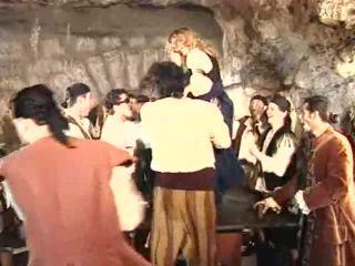 Deborah Valentine – (Moonlight Video) – Selen the Girl of Treasure Island, 2on1, 480p, 1998   2on1   vintage